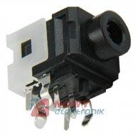 Gniazdo JACK 3.5mm st. typ 07