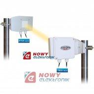 Zestaw transmisyjny 5,8GHz EKO RTR05-EKO hermetyczny, zasięg do 2,5km