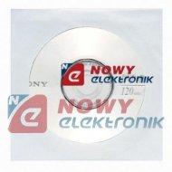 Płyta DVD-R SONY 4.7GB x16 koper KOPERTA