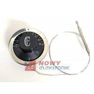 Termostat z kapilarą 30-110C czujnik temp. 16A 250VAC