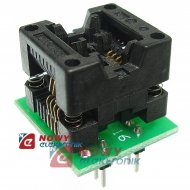 Podstawka adapter SOP8/DIP8 150mil SO na DIL przejściówka
