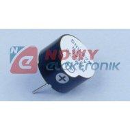 Buzzer z gen. CFG-01/1,5V dc D-12mm H7,5mm /100