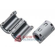 "Filtr Ferryt na przewód 11,3mm ZC-AT-21-32-1130 ""TDK"" zapinany"