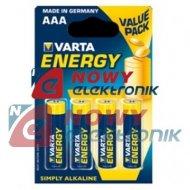 Bateria LR3 VARTA ENERGY