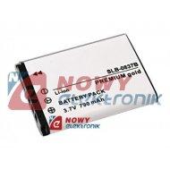 Akumulator do aparatu SLB0837B NP-40 DL-I8 SLB-0837B  NP-1 Li-ION 3,7V