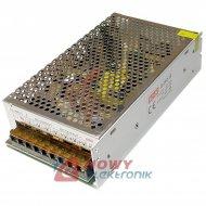 Zasilacz imp. 12V 240W 20A CCTV LED, NEPOWER Przemysłowy
