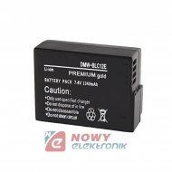 Akumulator do aparatu DMW-BLC12E 7,4V 1340mAh (zam.dla PANASONIC)