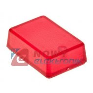 Z43 Obudowa plastikowa czerwona