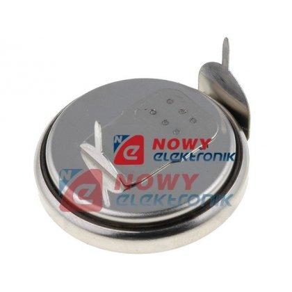 Bateria CR2450 litowa do druku H 2pin Pozioma BAT-CR2450H 3V 560mAh