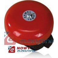 Dzwonek Szkolno-Alarmowy Mały   230V DNS-212M  ZAMEL