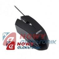Mysz optyczna INTEX OP99 BLACK USB