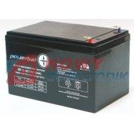 Akumulator 12V-12Ah    POWERBAT/ żelowy