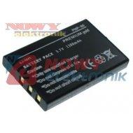 Akumulator do aparatu NP-60 3.7V 1200mAh Li-ION (Zam.dla HP,FUJI)