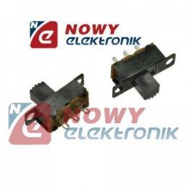 Przełącznik suwakowy SS0512G13G7 2pozycje 1tor 7mm
