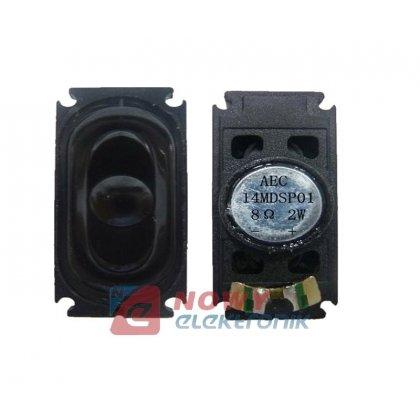 Głośnik miniaturowy MG1635 8ohm 2W h-5