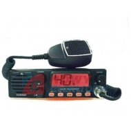 CB radio TCB-950 12V/24V AM/FM  Auto Squelch Multicolor