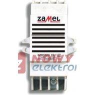 Dzwonek na szynę typ ED-1 230V przyzywowy, DIN TH35 sygnalizator