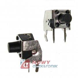 Mikroswitch 3mm A06 kątowy 6x6x7mm