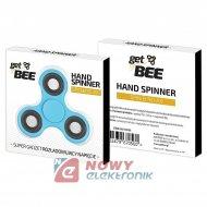 Spinner 3D GET BEE - FIDGET  4 łożyska kulkowe HAND SPINNER