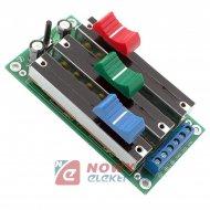 Zestaw AVT5596B mieszacz kolorów RGB sterownik RGB LED