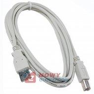 Kabel USB Wt.A/wt.B 1,8m/2m
