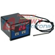 NET007 Termometr regulator 300st z alarmem pod czujnik KTY84-130