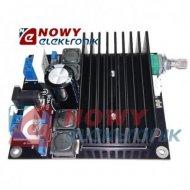 Wzmacniacz audio 2x100W TDA7498 moduł 24-36V klasy D ARDUINO  KLON
