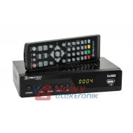 Tuner TV naz. URZ0326 DVB-T2 HD DVB-T DVB-T2 Cabletech