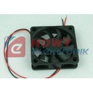 Wentylator 50x10 12V VD5010MS ślizg -RDH5010S  2-przewody