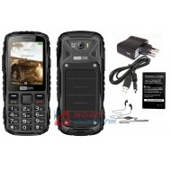 Telefon GSM MAXCOM MM920 Strong czarny