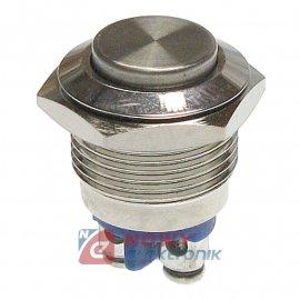 Przycisk metal. JH16-03