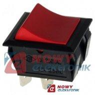 Przełącznik kołyskowy 4pin/2poz on-off VS5502 Vitalco