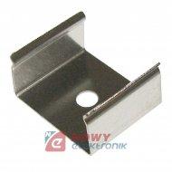 Profil LED - uchwyt do AR6 metal