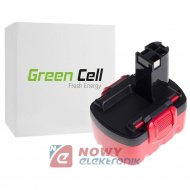 Akumulator Bosch 14,4V 3000mAh GSR VE-2 Ni-MH GREEN CELL