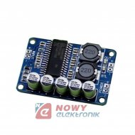 Wzmacniacz audio 35W TDA8932BT moduł MONO 10-30V 12V 24V KlasaD