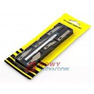 Zestaw nożyków i skalpeli   6el. modelarskich  (6 ostrzy)