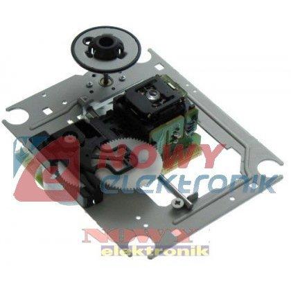 CD SF-P101N 16-PIN Czytnik Laser TYP 01 z mechanizmem SANYO