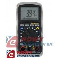 Miernik cyfrowy DT-204T  CEM do 40MΩ,40mF,10MHz   autoPOWER