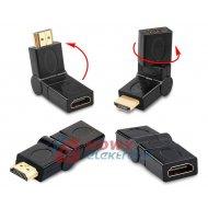 Adapter wt.HDMI/gn.HDMI reg. V83 360st. ICIDU 1.4B FHD 3D