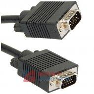Kabel do mon. HDB15M/M 2m VGA ICIDU