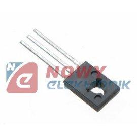 BD135 NPN 1.5A,45V    Tranzystor 15W TO126