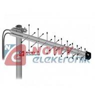Antena GSM ATK-LOG LTE Mimo 4G 3G 2x5m HSDPA/UMTS/DCS 800-2170MHz FME