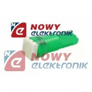 Dioda LED T5-WG zielona 1SMD 5050 12V