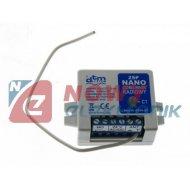 Odbiornik NANO 1-kan monostabil. NEO 12V-24V sterownik do bram IP40 DTM