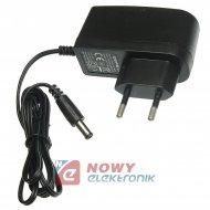 Zasilacz ZI 24V/0.5A/12W ESPE wtyk:2.1x5.5 impulsowy