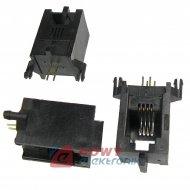 Gniazdo PCB 4P4c x23