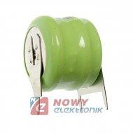Akumulator 2,4V 80mAH NiMh 3pin H-80BCx2  1/2pin