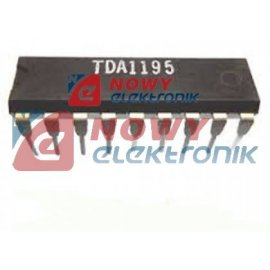 TDA1195               Układ sc.