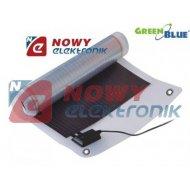 Bateria słoneczna elastyczna 8W GREENBLUE GB-F051 zestaw solarny (TUBA)