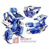 Zestaw solarny - ROBOT 3 w 1 edukacyjna zabawka do składania